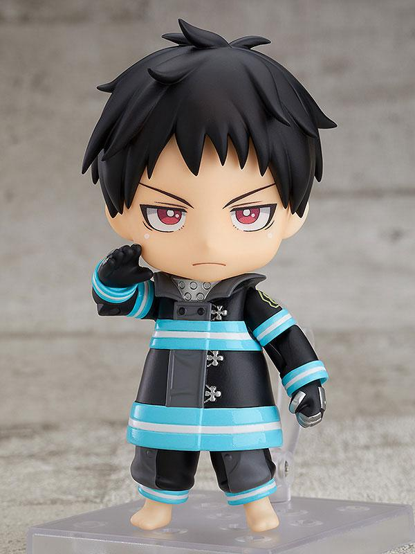 Nendoroid Enen no Shouboutai Shinra Kusakabe product