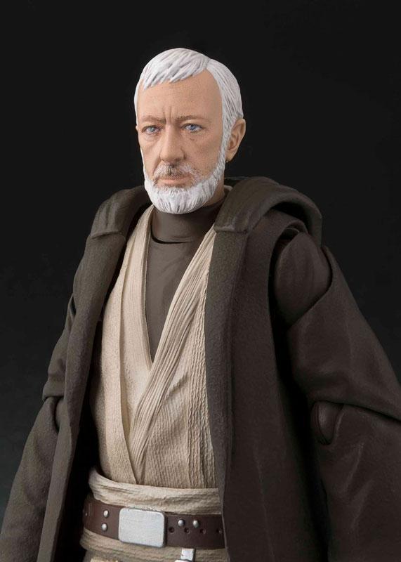 """S.H.Figuarts Ben Kenobi (A New Hope) """"Star Wars Episode IV: A New Hope"""" 0"""