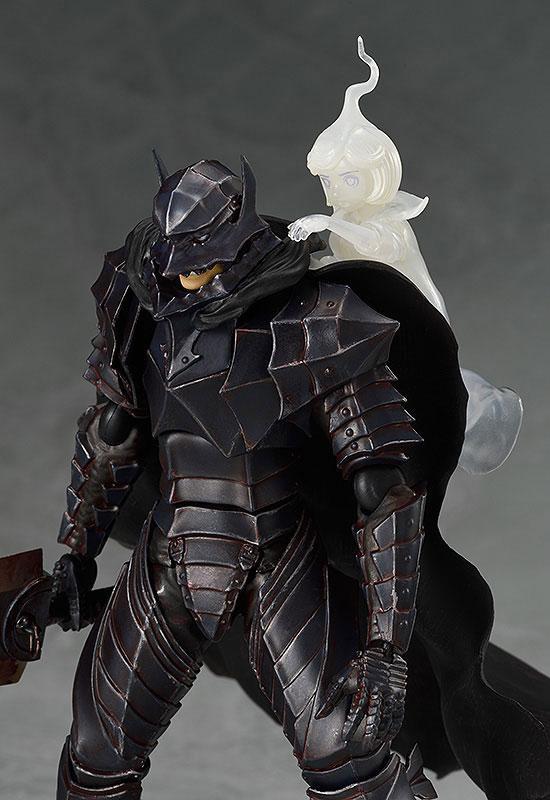 [Includes Correction Part] figma Berserk Guts Berserker Armor ver. Repaint Skull Edition