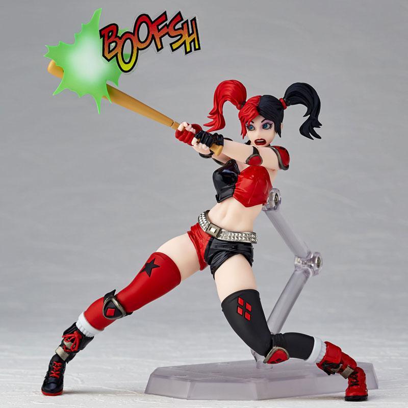 Figure Complex Amazing Yamaguchi No.015 Harley Quinn