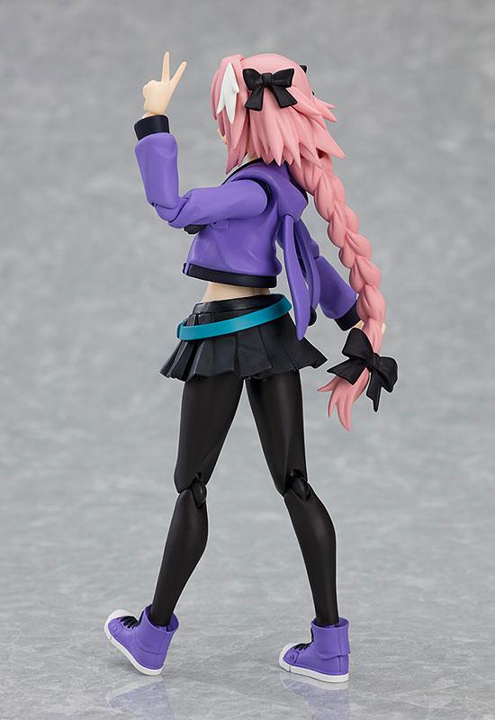 figma Fate/Apocrypha Rider of Black Casual ver.