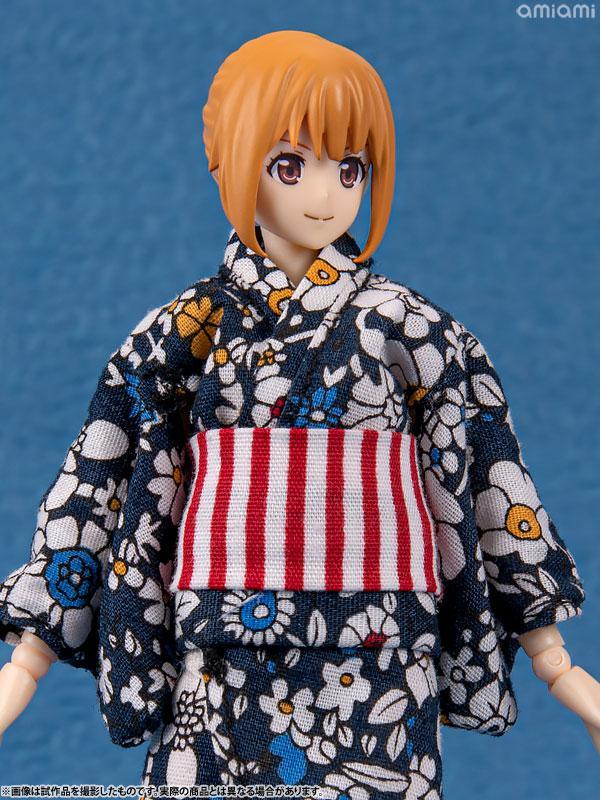 figma Styles Female Body (Emily) with Yukata Outfit 3