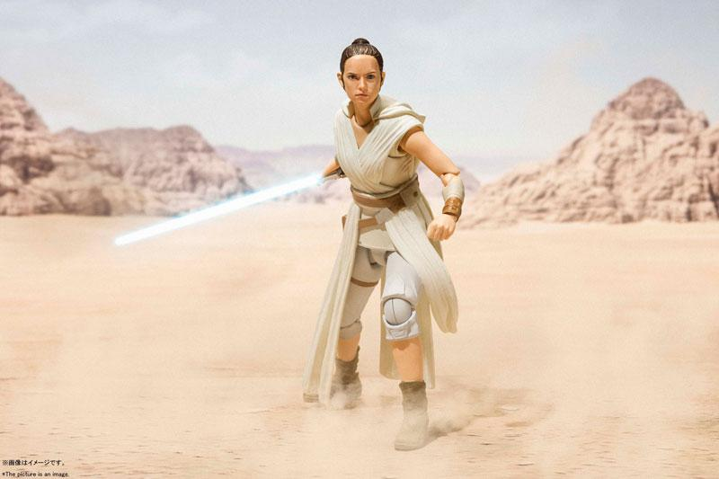 S.H.Figuarts Rey & D-O (STAR WARS: The Rise of Skywalker) 7