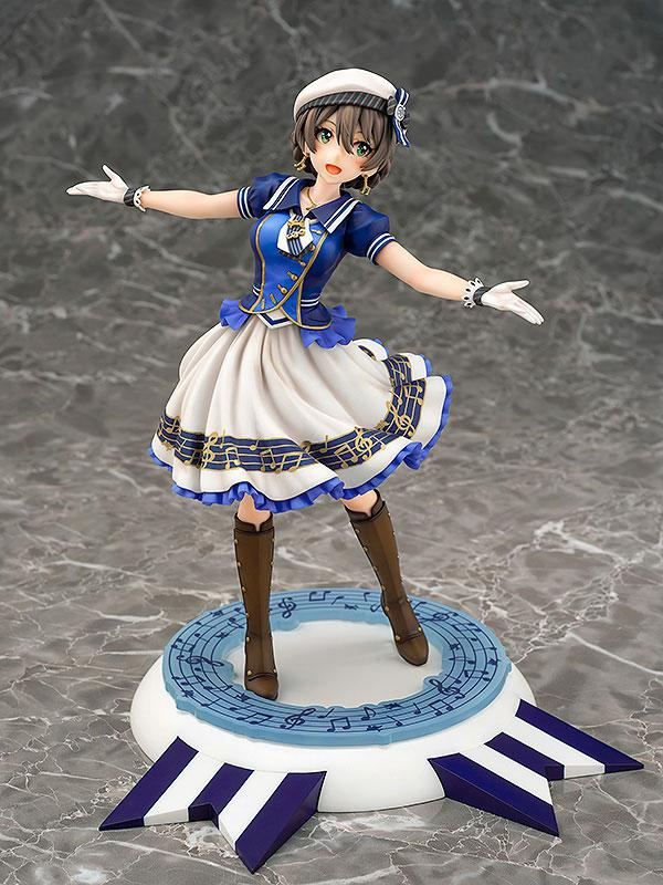 THE IDOLM@STER Million Live! Kaori Sakuramori A World Created with Music Ver. 1/7 Complete Figure
