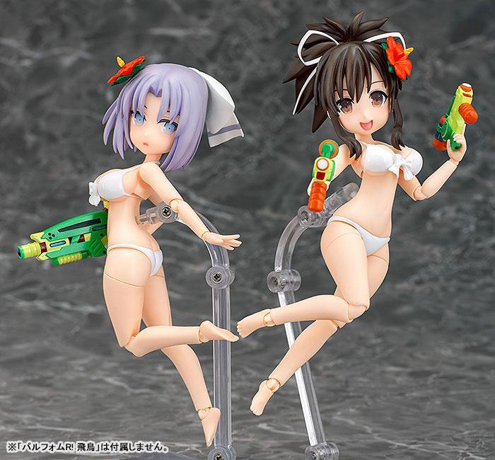 Parfom R! Senran Kagura PEACH BEACH SPLASH Yumi Posable Figure