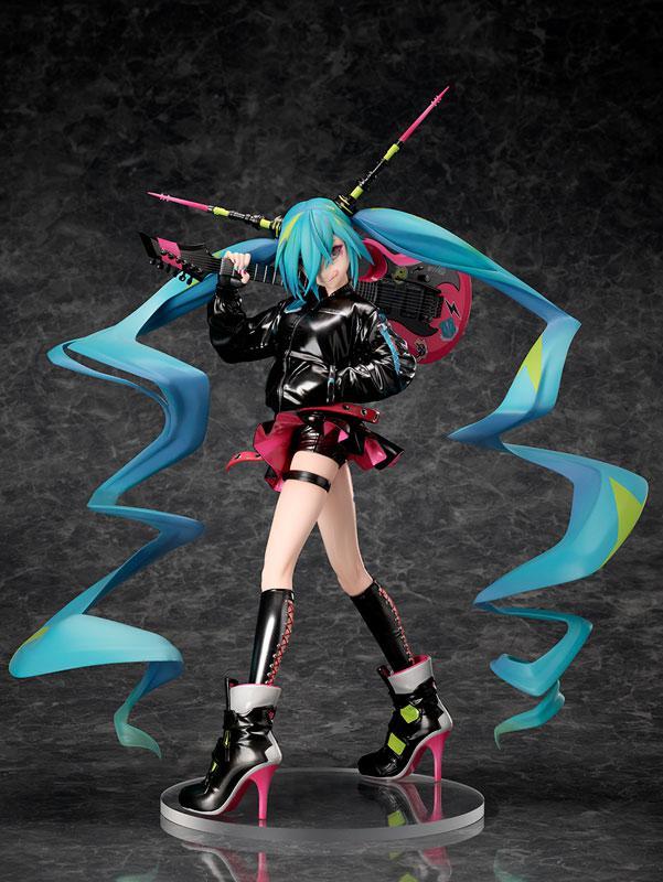 Hatsune Miku LAM Rock Singer Ver. 1/7 Complete Figure product