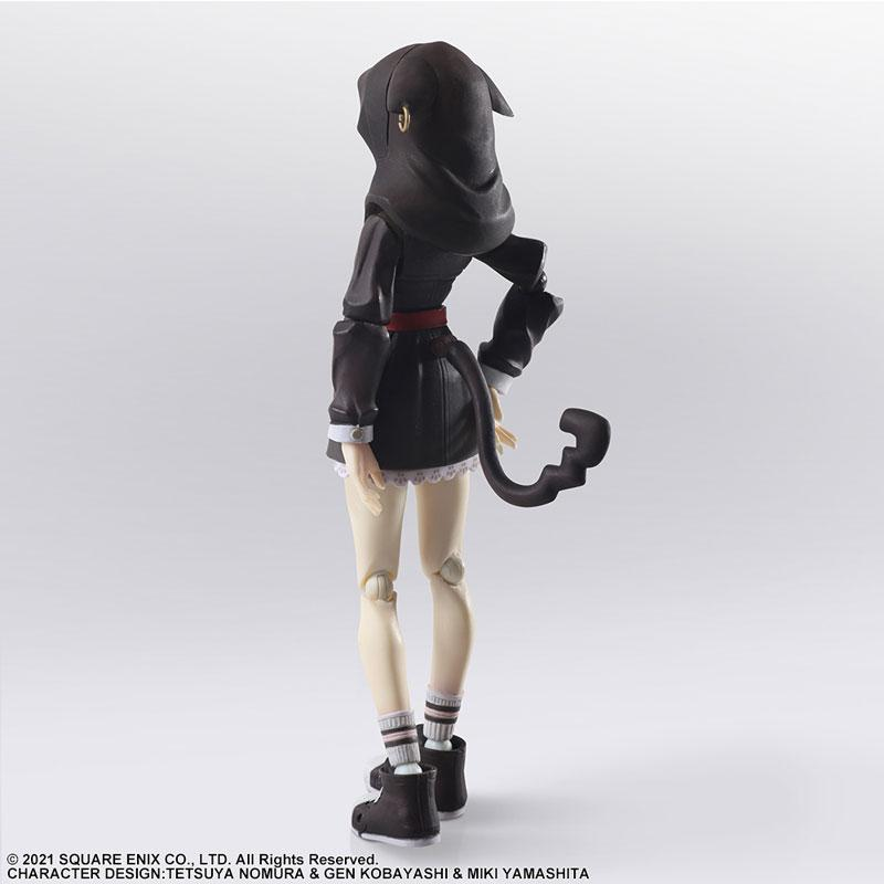NEO: The World Ends with You Bring Arts Shoka Action Figure product