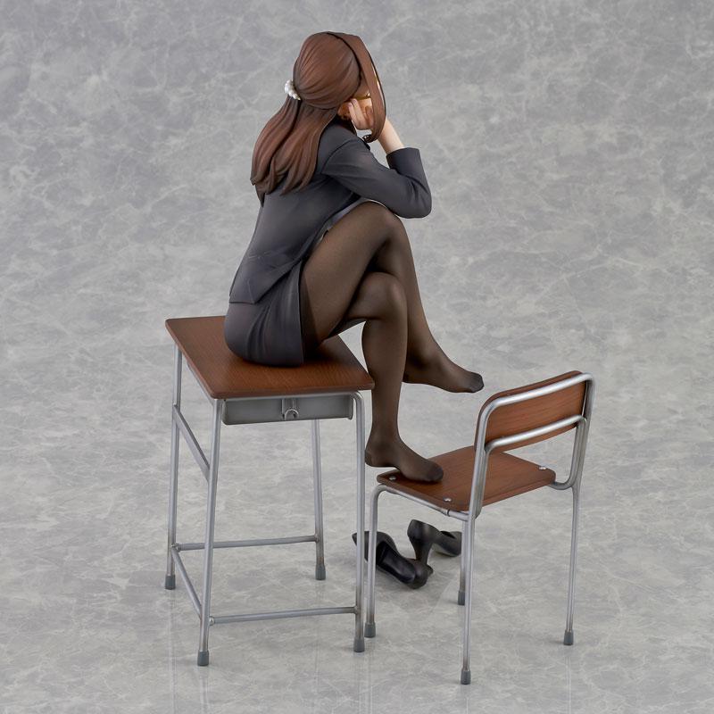 Miru Tights Gogatsubyou? Sensei ga Naoshite Ageyokka? Yuiko Sensei Complete Figure 1
