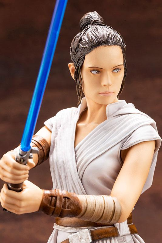 ARTFX Star Wars Rey The Rise of Skywalker Ver. 1/7 Easy Assembly Kit 9