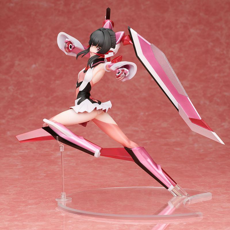 Senki Zessho Symphogear GX Shirabe Tsukuyomi 1/7 Complete Figure