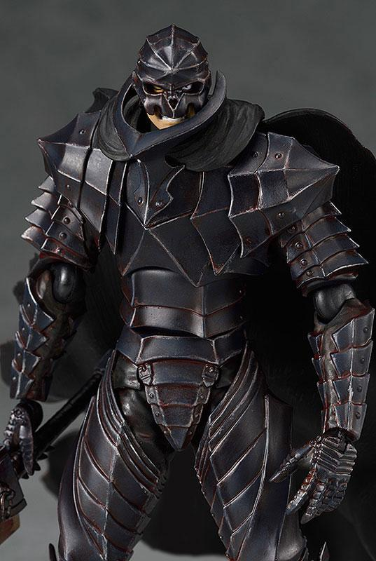 [Includes Correction Part] figma Berserk Guts Berserker Armor ver. Repaint Skull Edition 3