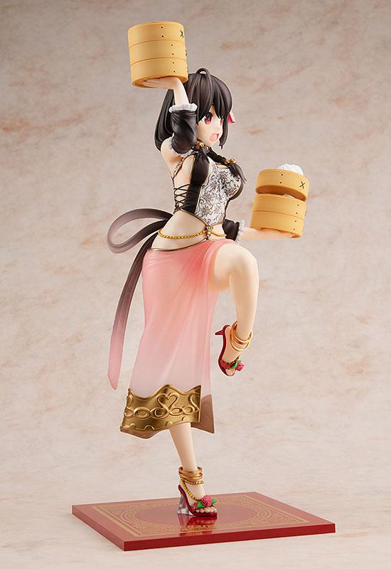 KDcolle KonoSuba Yunyun Original Ver. China Dress Ver. 1/7 Complete Figure product