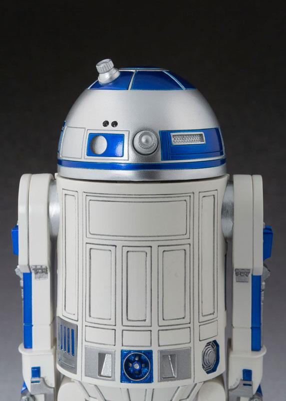 """S.H.Figuarts R2-D2 (A NEW HOPE) """"STAR WARS (A NEW HOPE)"""" 7"""