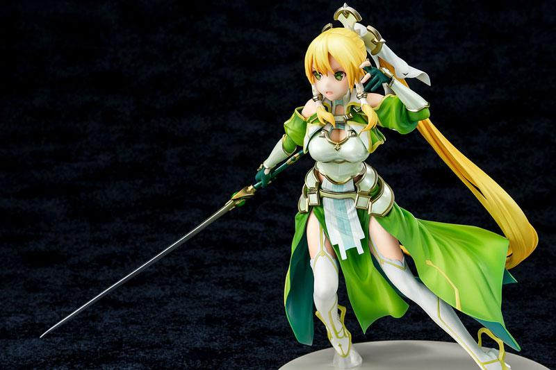 Sword Art Online Alicization [Teraria, Earth Goddess] Leafa 1/8 Complete Figure 7