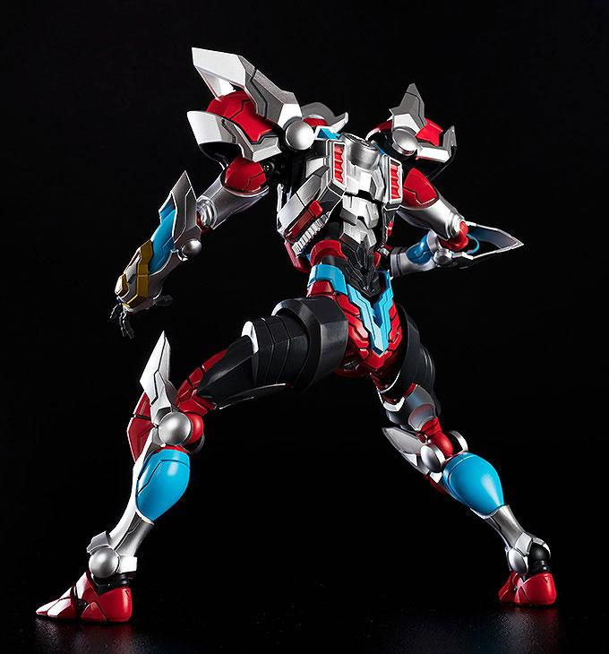 GIGAN-TECHS SSSS.GRIDMAN Gridman Posable Figure 5