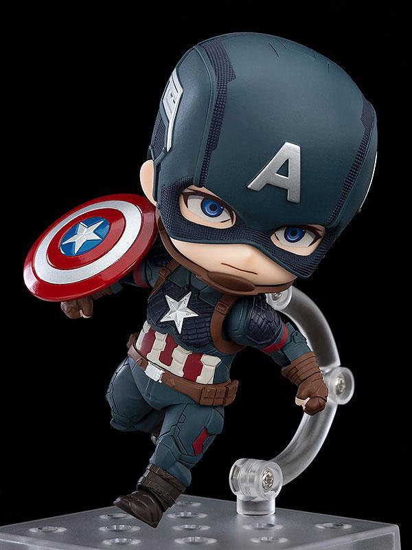 Nendoroid Avengers Captain America Endgame Edition Standard Ver. main