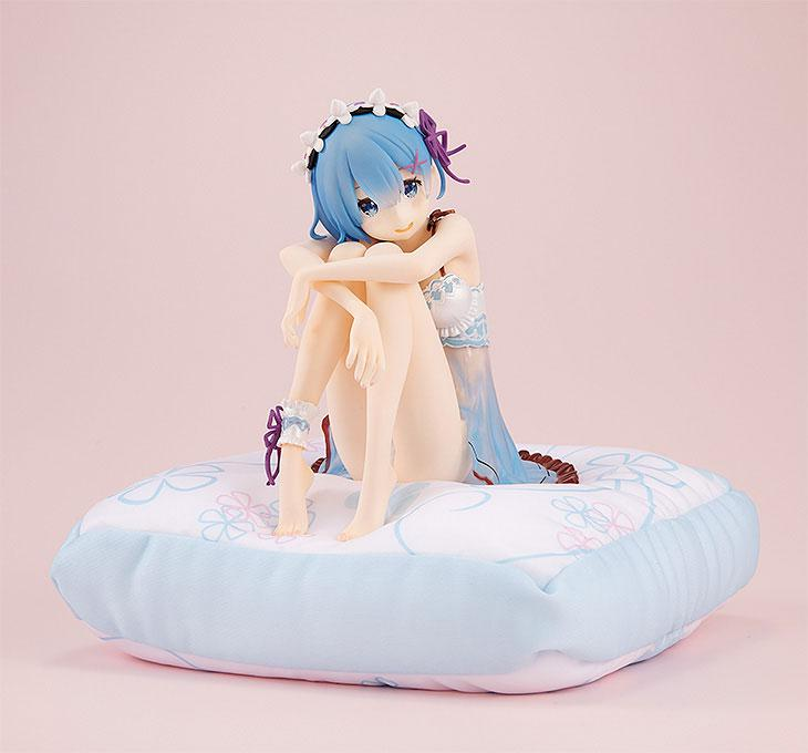 KDcolle Re:ZERO -Starting Life in Another World- Rem Birthday Blue Lingerie Ver. 1/7 Complete Figure 2