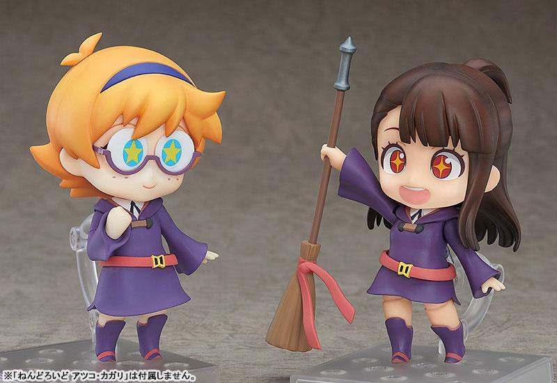Nendoroid - Little Witch Academia: Lotte Janson