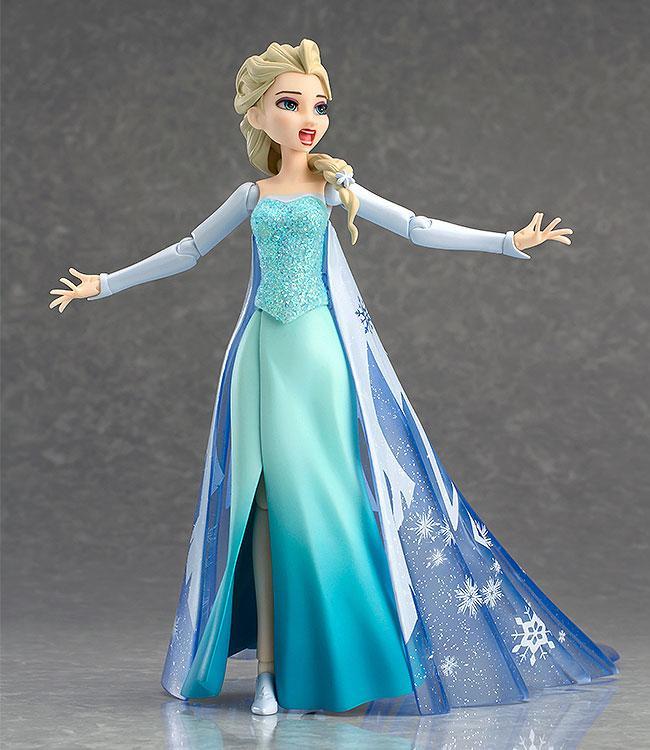 figma Frozen Elsa 1