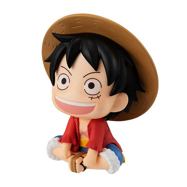 LookUp ONE PIECE Monkey D. Luffy Complete Figure