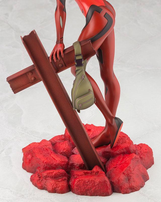 Rebuild of Evangelion Asuka Langley Shikinami 1/6 Complete Figure 9