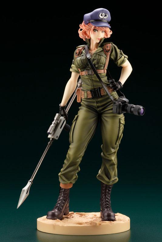 G.I.JOE Bishoujo Lady Jaye 1/7 Complete Figure 7