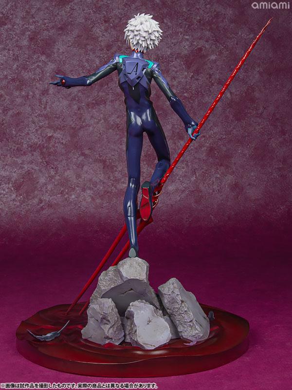 Precious G.E.M. Series Rebuild of Evangelion Kaworu Nagisa Complete Figure