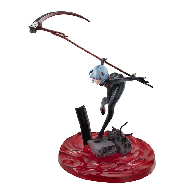 G.E.M. Series Rebuild of Evangelion Rei Ayanami [Tentative Name] Complete Figure
