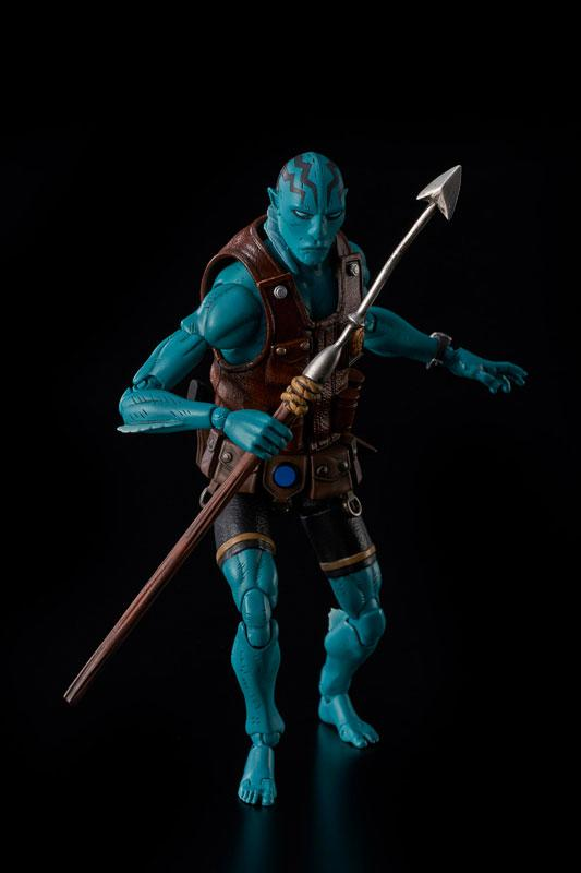 Hellboy Abe Sapien 1/12 Action Figure 2