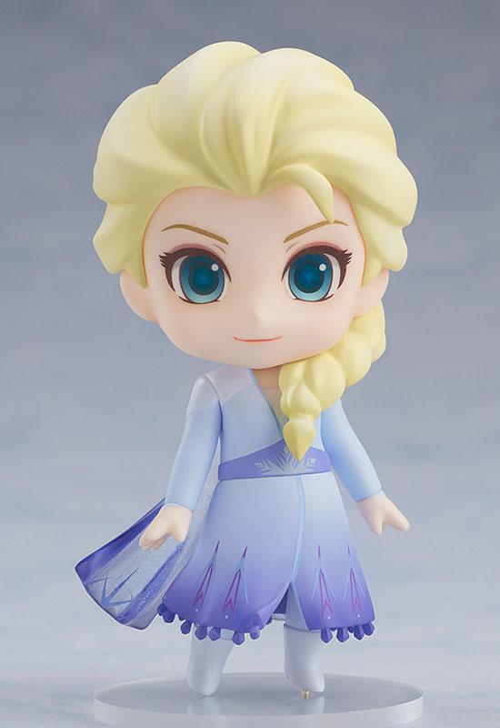 Nendoroid Frozen 2 Elsa Blue dress Ver. product
