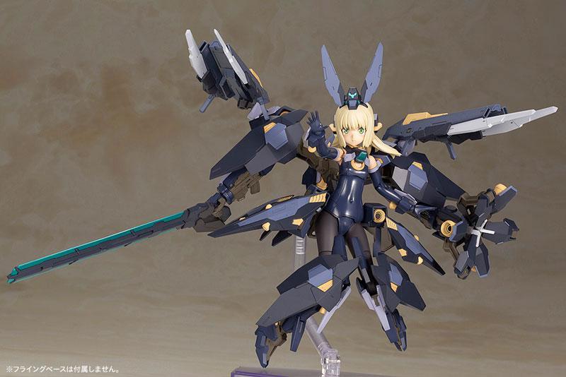 Frame Arms Girl Zelfikar Plastic Model