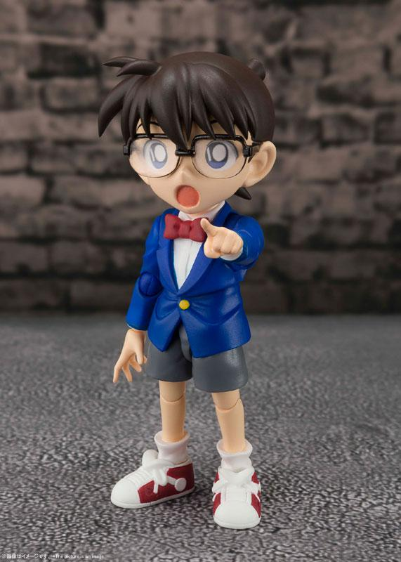 "S.H.Figuarts Conan Edogawa -Tracking Part- ""Detective Conan"" 1"