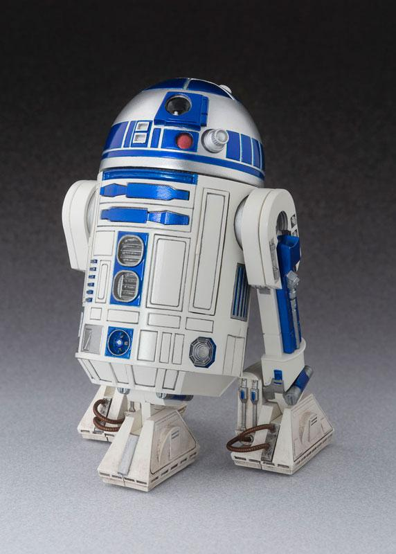 """S.H.Figuarts R2-D2 (A NEW HOPE) """"STAR WARS (A NEW HOPE)"""" 0"""
