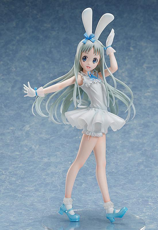 B-STYLE Movie Anohana: The Flower We Saw That Day Menma Rabbit Ears Ver. 1/4 Complete Figure product