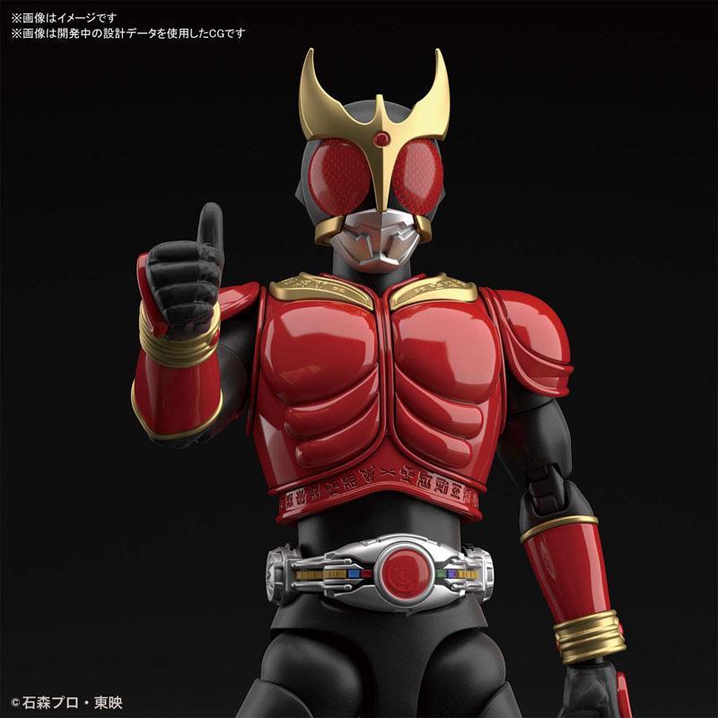 "Figure-rise Standard Kamen Rider Kuuga Mighty Form Plastic Model ""Kamen Rider Kuuga"" 5"