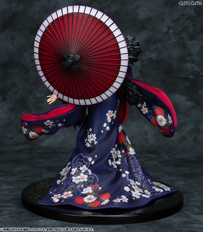 KDcolle Movie Fate/stay night [Heaven's Feel] Saber Alter Kimono Ver. 1/7 Complete Figure 3