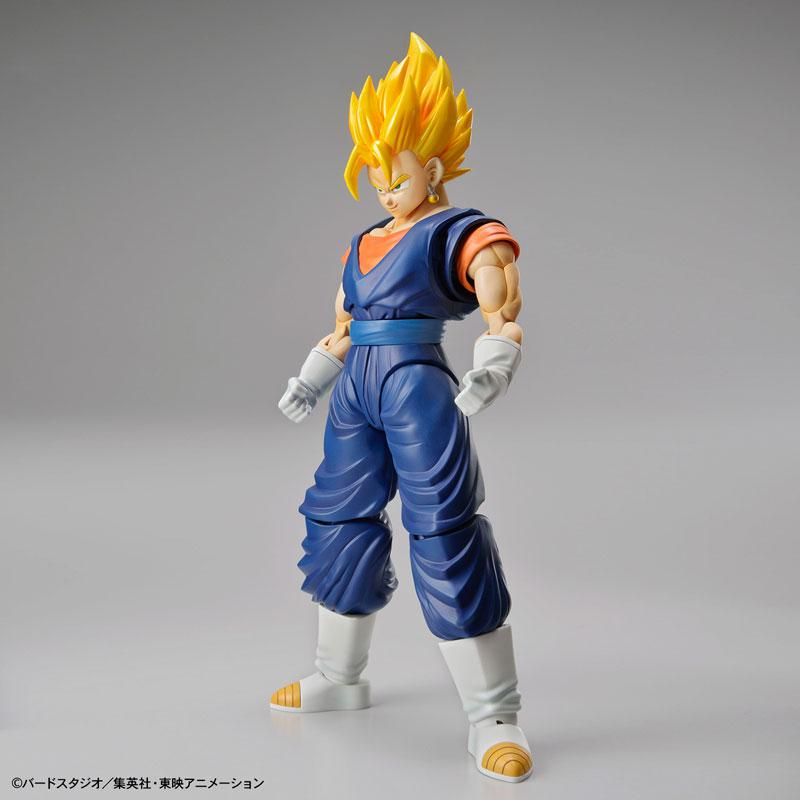 "Figure-rise Standard Super Saiyan Vegito (Renewal Ver.) Plastic Model ""Dragon Ball Z"" main"