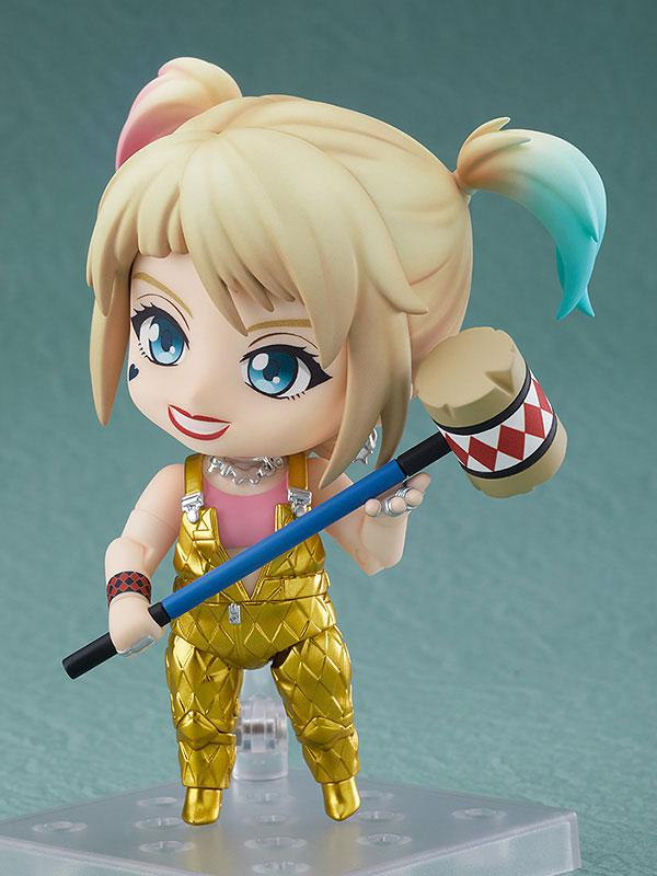 Nendoroid Birds of Prey [and the Fantabulous Emancipation of One Harley Quinn] Harley Quinn Birds of Prey Ver. product