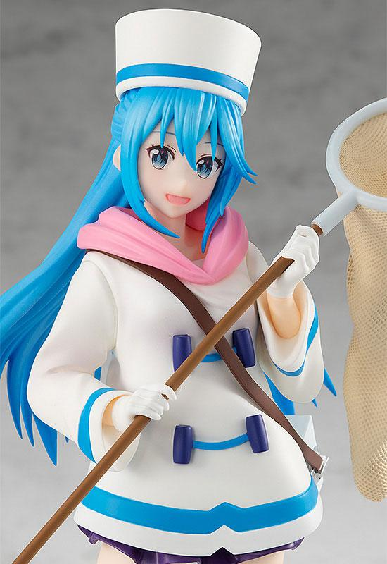 POP UP PARADE KonoSuba: God's Blessing on this Wonderful World! Kurenai Densetsu Aqua Winter Ver. Complete Figure