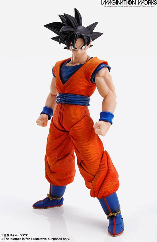 "IMAGINATION WORKS Son Goku ""Dragon BallZ"" product"