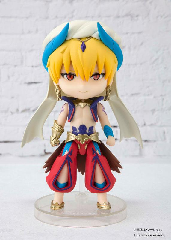 "Figuarts-mini Gilgamesh ""Fate/Grand Order -Absolute Demonic Battlefront: Babylonia-"" product"