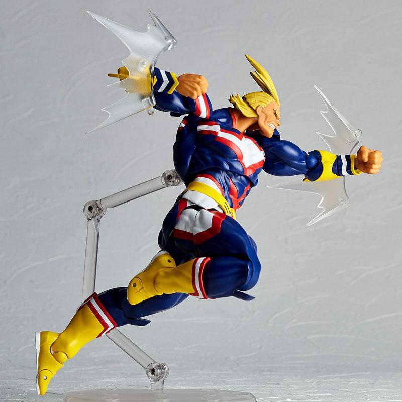 Figure Complex Amazing Yamaguchi No.019 My Hero Academia All Might 14