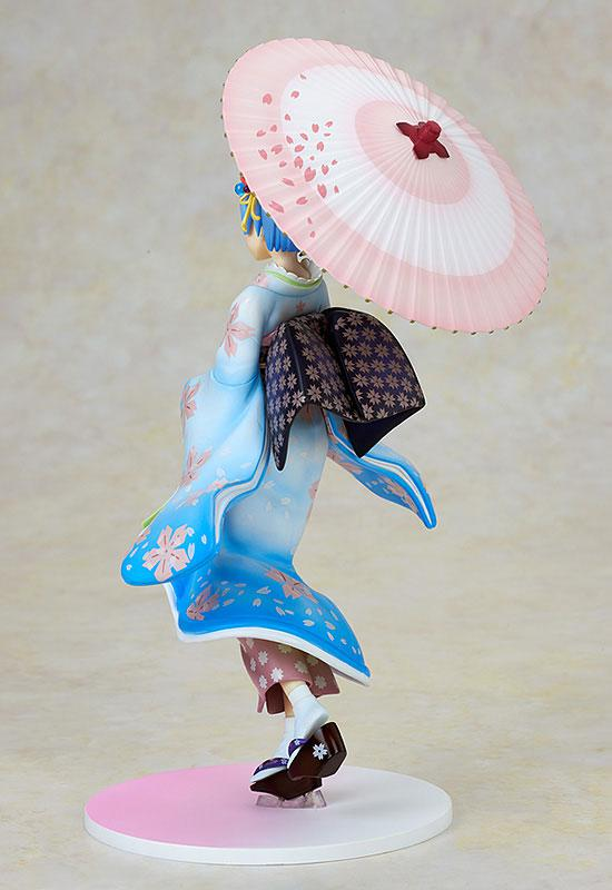 KDcolle Re:ZERO -Starting Life in Another World- Rem Ukiyo-e Cherry Blossom Ver. 1/8 Complete Figure