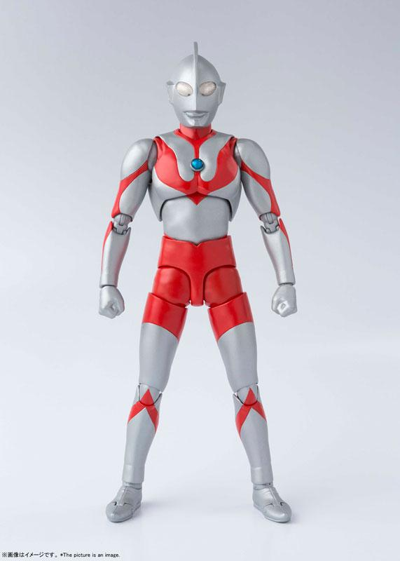 "S.H.Figuarts Ultraman [BEST SELECTION] ""Ultraman"" product"