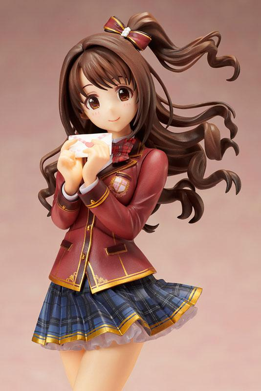 THE IDOLM@STER Cinderella Girls Uzuki Shimamura Love Letter Ver. 1/8 Complete Figure 0