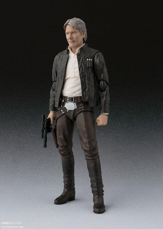 S.H.Figuarts Han Solo (STAR WARS: The Force Awakens) product