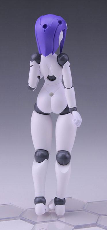 Polynian FMM Clover Update Ver. Complete Model Action Figure 0