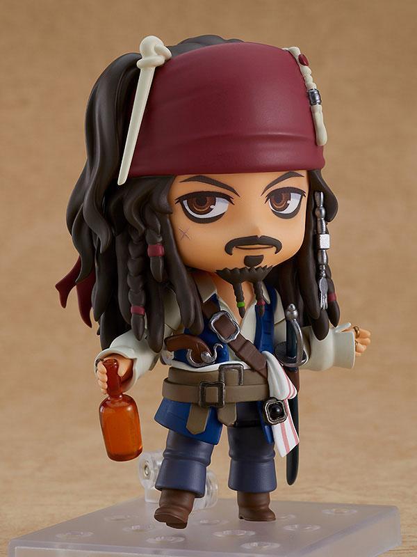 Nendoroid Pirates of the Caribbean /On Stranger Tides Jack Sparrow product