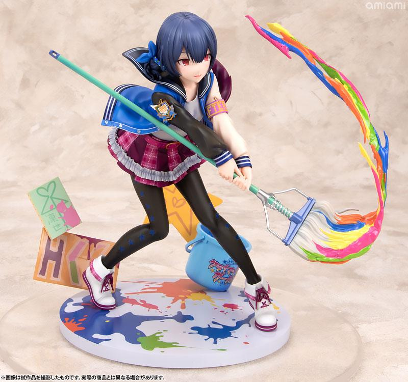 THE IDOLM@STER SHINY COLORS Rinze Morino Brave Hero Jersey ver. 1/8 Complete Figure
