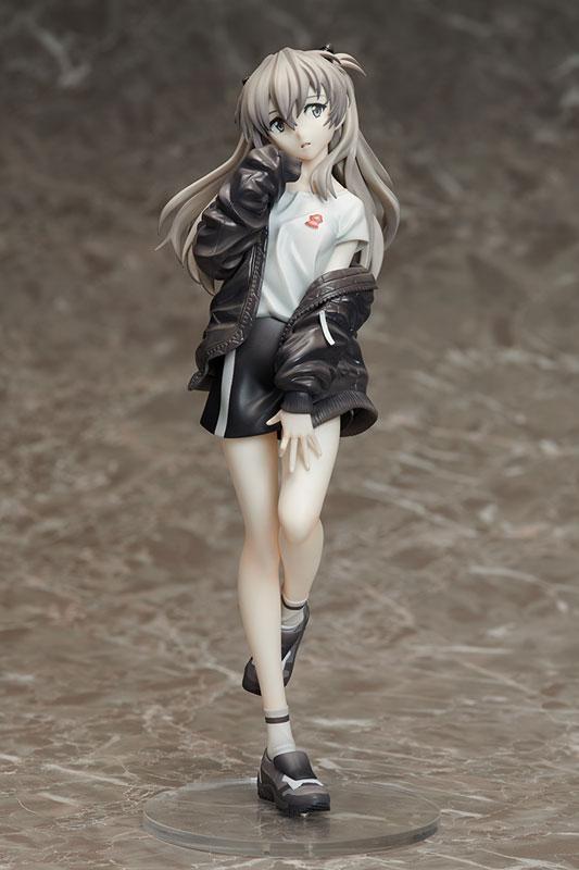 Evangelion (RADIO EVA) Asuka Langley Shikinami Ver.RADIO EVA Original Color 1/7 Figure 0